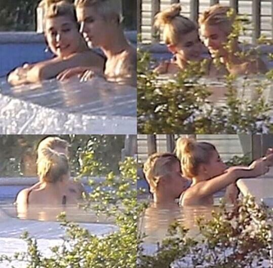New photos of Justin and Hailey Baldwin in LA