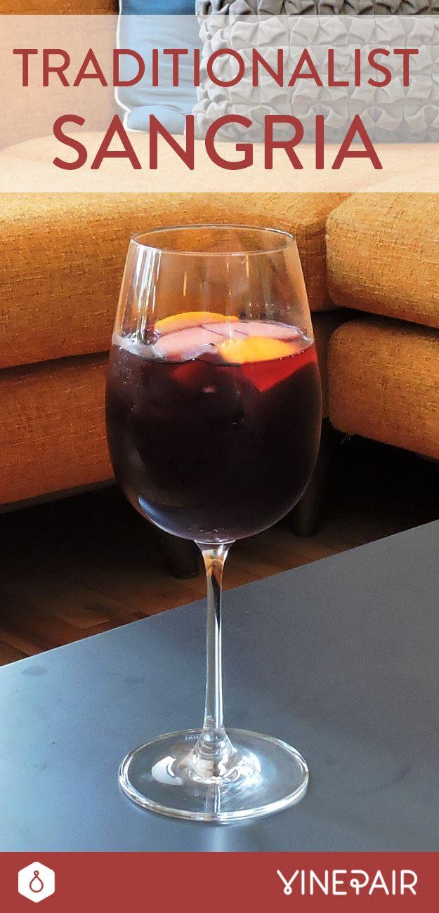 1000 Ideas About Simple Sangria Recipe On Pinterest Sangria Recipes Sangria And Holiday Sangria