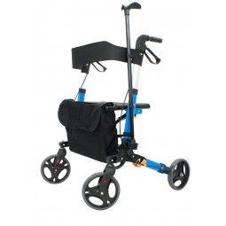 Andador con ruedas plegado  #ortopedia #orthopedia #walkers #mobilitywalkers #andadores #adultos #mayores #terceraedad #salud #health #ortopediaplus