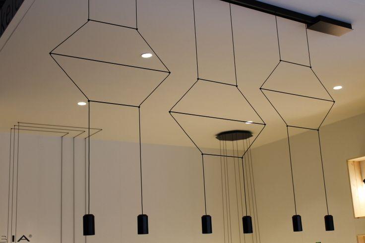 Te gekke lampen! Gezien bij #DesignDistrict 2014