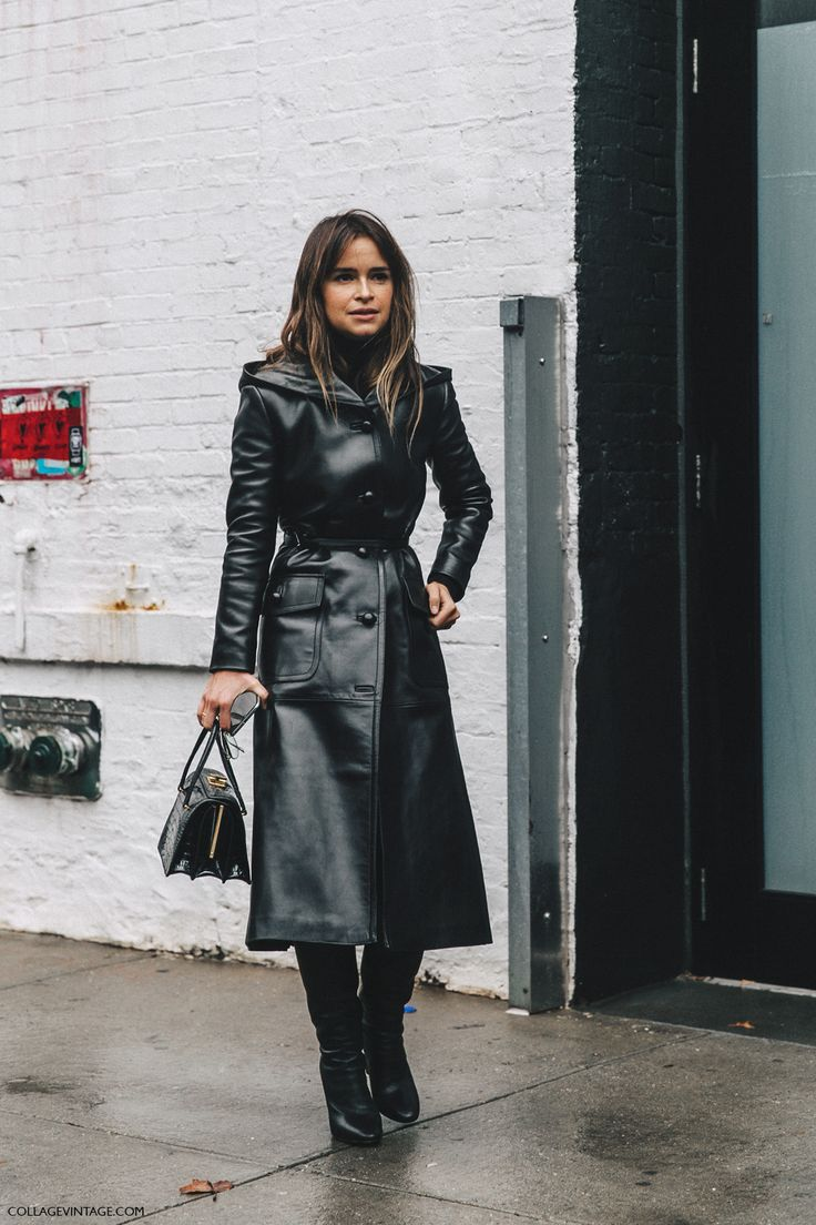25+ best ideas about Leather Coats on Pinterest   Stylish