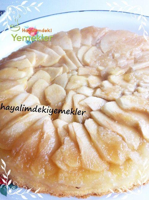 Resimli elmalı pasta tarifleri