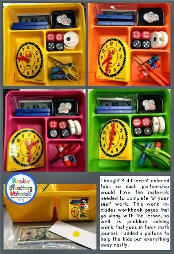 Rockin' Teacher Materials: Primary Education - Making Math Workshop Work for YOU and YOUR Kids!