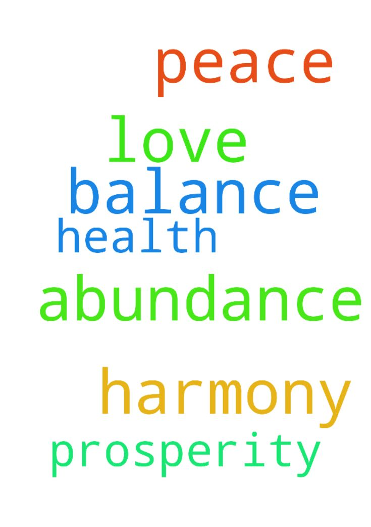 Please pray for  love, peace, balance, abundance, harmony, - Please pray for love, peace, balance, abundance, harmony, health and prosperity for us all Amen Posted at: https://prayerrequest.com/t/L6p #pray #prayer #request #prayerrequest
