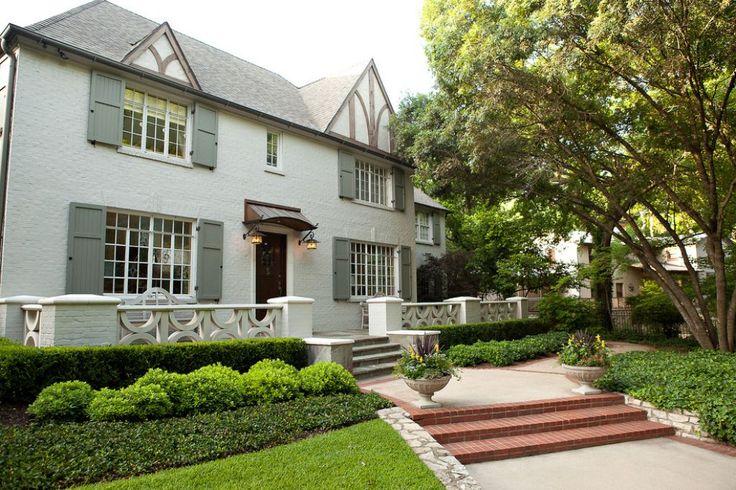 Best 25 White Brick Houses Ideas On Pinterest Brick
