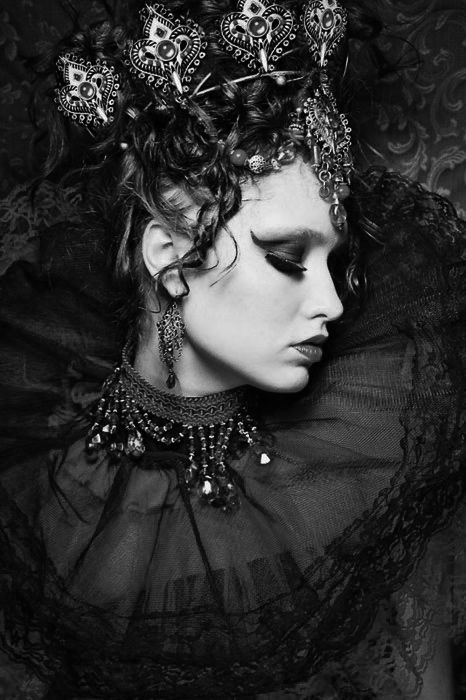 Dark Queen Pinterest Beautiful Gothic And