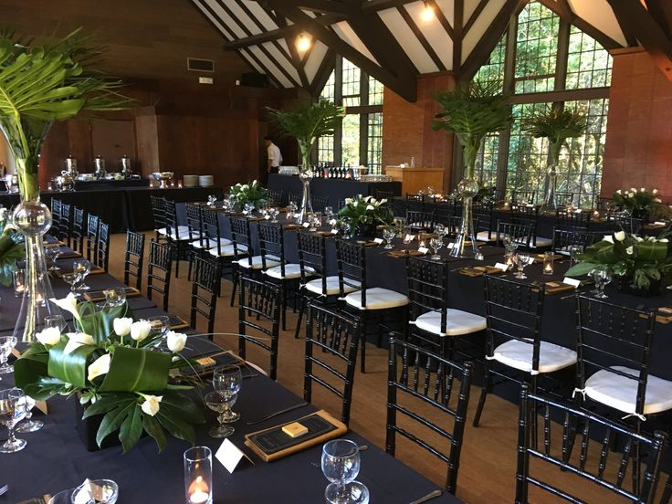 wedding reception at brazilian room