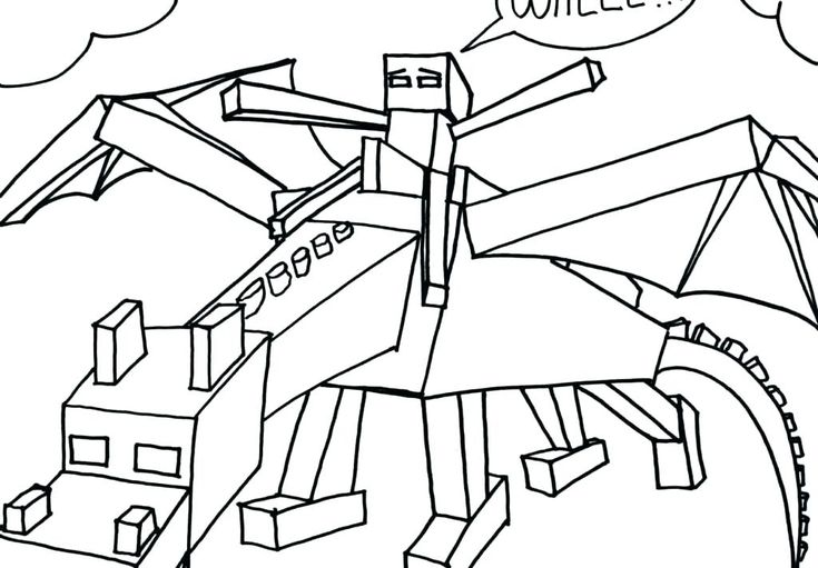 30+ Fun Minecraft Coloring Pages Ideas For Kids - Players ...
