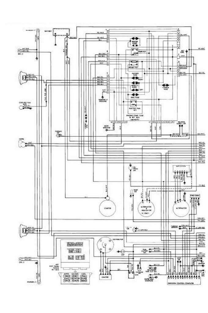 1959 Chevy Truck Wiring Diagram In 2020
