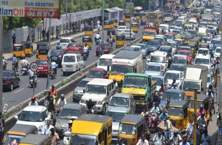 CM Edappadi K. Palaniswami announces six new flyovers in the city to avoid traffic congestion with an estimated budget of Rs.380 crores. #CityUpdates #ChennaiUngalKaiyil.