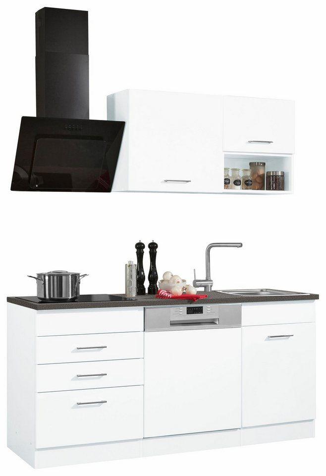 HELD MÖBEL Küchenzeile »Haiti«, ohne E-Geräte, Breite 170 cm ...
