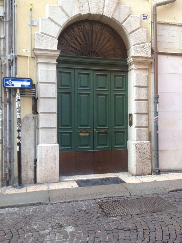 Verona Italy Door