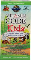 The BEST whole food vitamin for your kids - -Garden of Life Vitamin Code® Kids Cherry Berry!