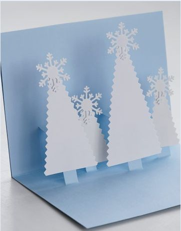 Pop-up card: Great recipes and more at http://www.sweetpaulmag.com !!