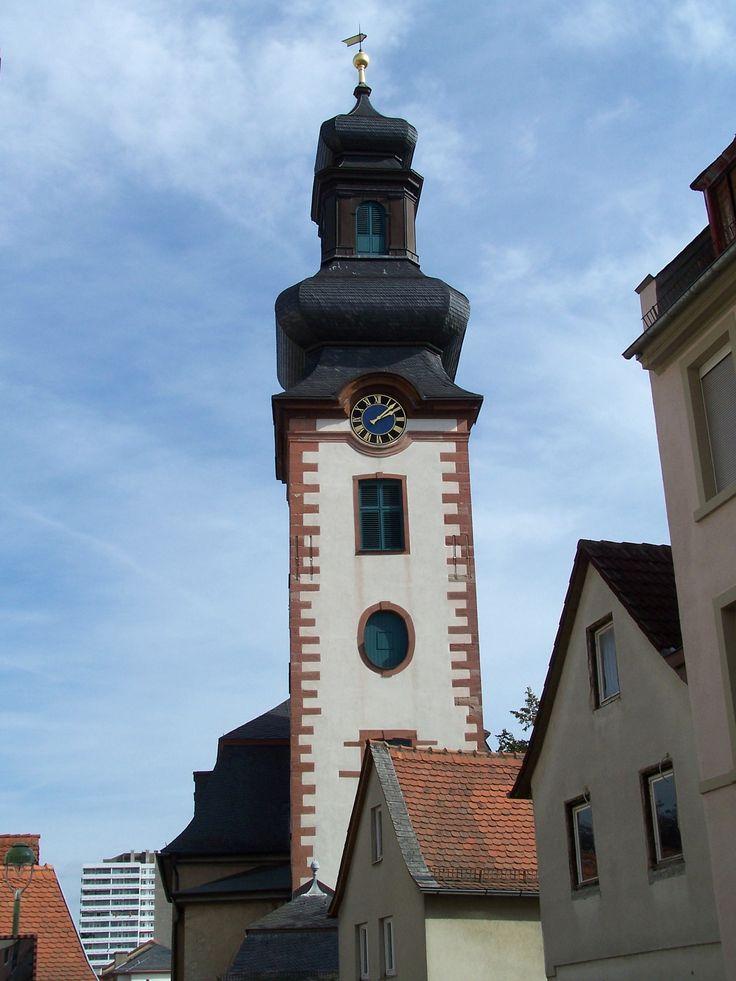 bornheim frankfurt germany clock tower - Google Search