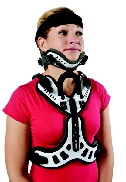 adult spinal traction - braces