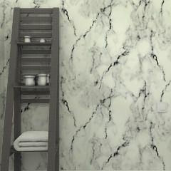 Appropriez-vous un intérieur chic en optant pour notre intissé CARRARE  de couleur blanc.   Vos murs seront élégamment vêtus avec cet effet marbre qui combine le naturel au classique.