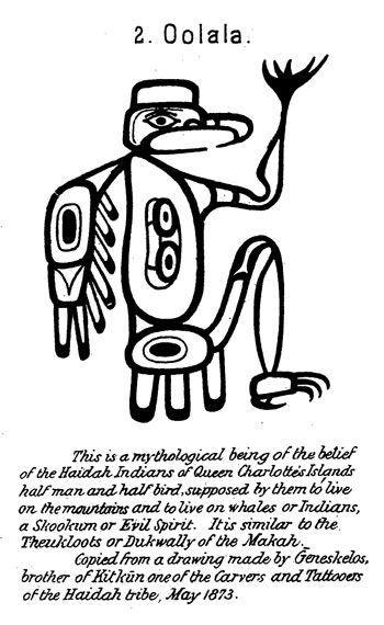 PNW Tribal Font