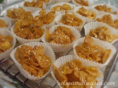 Recipe for cornflakes cookies