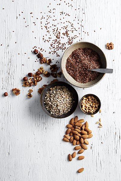 Nøtter & Frø - Få flere nyttige yoghurttips på yoghurt.no - Et inspirasjonsmagasin for yoghurt.
