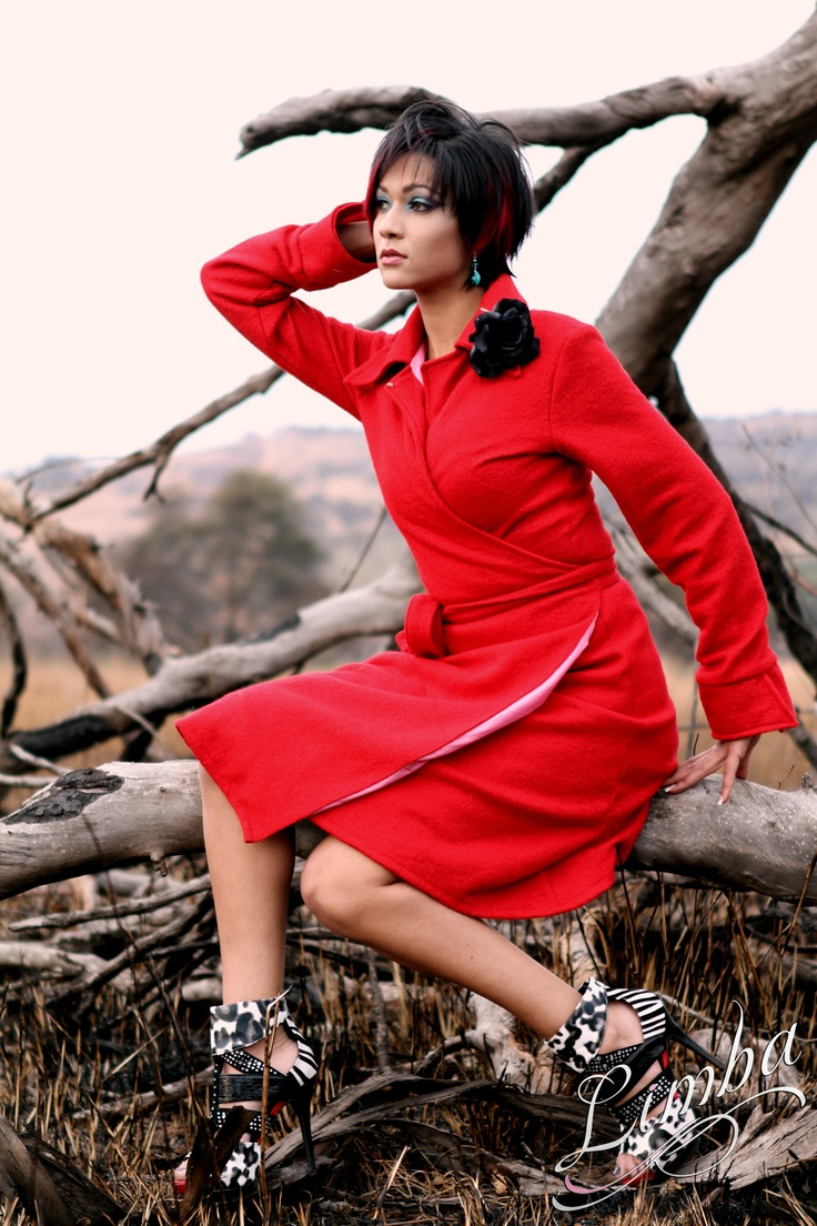 .Limba A/W Collection 2012: #Fashion #SouthAfrican #Designer