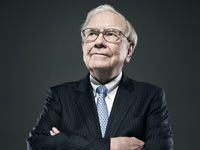 "Warren Buffett: ""You should invest in businesses so good that even a fool can run them, because someday a fool will."""