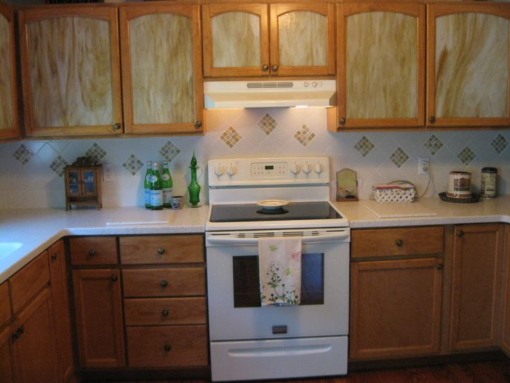8 Best Updating Kitchen Cabinet Face Frame Using Iron On