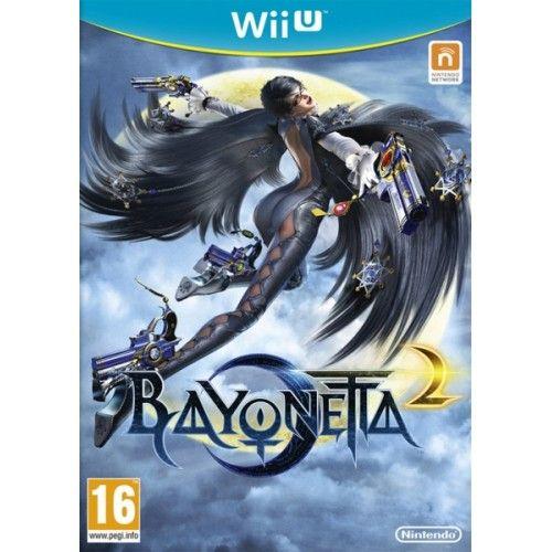 Bayonetta 2 Wii U Fecha lanzamiento:24-10-2014