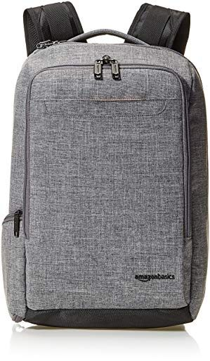 AmazonBasics Slim Carry On Travel Backpack Review  96af4745caa55