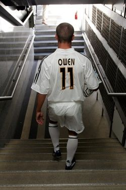 You only need to glance at his stats and awards to see just why he will be missed. Happy retirement Michael Owen - Gallery: