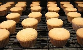 Alton Brown's Chiffon Cupcakes http://www.foodnetwork.com/recipes/chiffon-cupcakes-recipe.html Here is the one for Chocolate Chiffon Cupcakes: http://www.foodnetwork.com/recipes/good-eats/chocolate-chiffon-cupcake-recipe/index.html