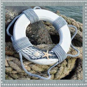 DIY Beach Decor & Nautical Do-It-Yourself Projects