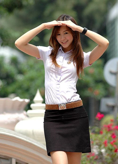 See before? nice university uniforms