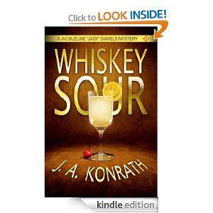 J.a. Konrath Whiskey Sour - ...