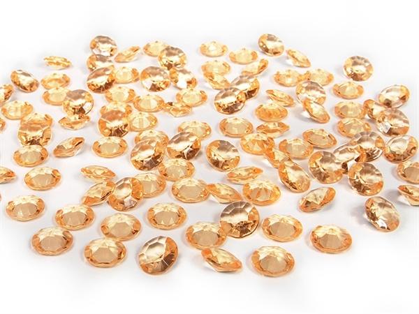 Bordpynt - Diamanter guld