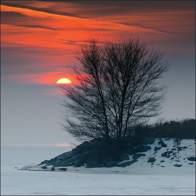 ✯ Sunset in Hamilton, Ontario