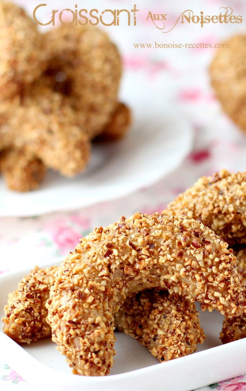 Gâteaux secs aux noisettes - Bonoise recettes