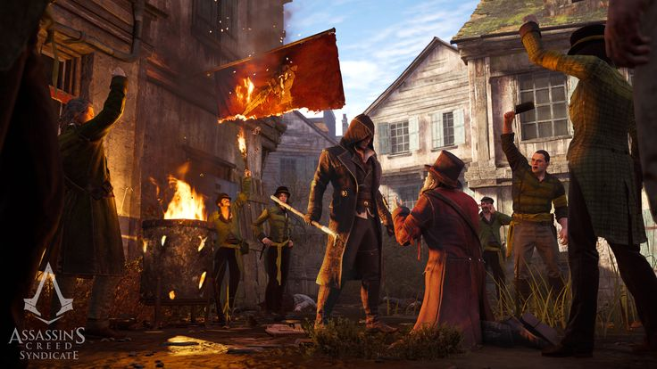 Assassin's Creed Syndicate Game Screenshots