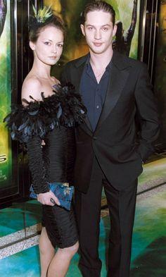 Tom hardy and Sarah ward