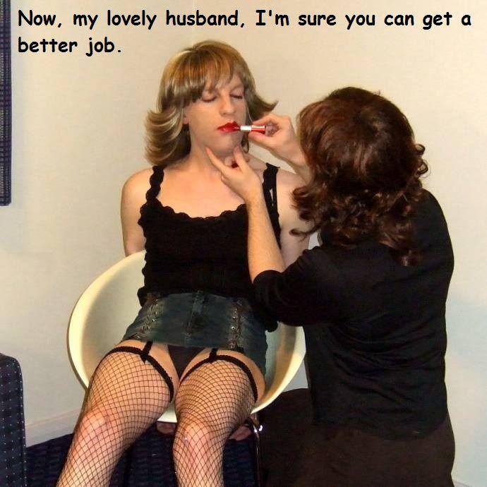 515 Best Images About Love Feminization On Pinterest