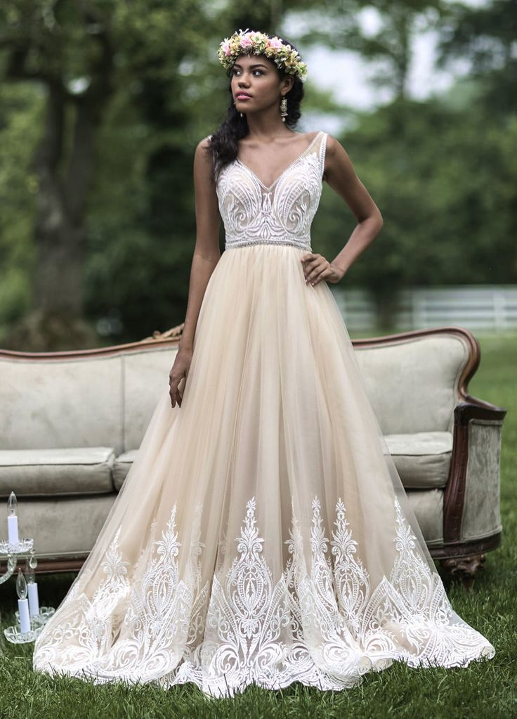Fabulous Ashley u Justin Wedding Dress