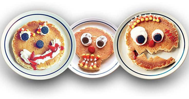 FREE Scary Face Pancake at IHOP on Oct 31st http://savingsangel.com/blog/2016/10/25/free-scary-face-pancake-at-ihop-on-oct-31th/ #IHOP #trickortreat #Halloween