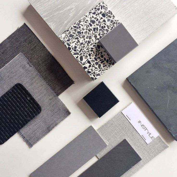 Sleek and sophisticated. We're loving this monochrome palette by Key Curator featuring our Tex vinyl and embossed Elmosoft leather