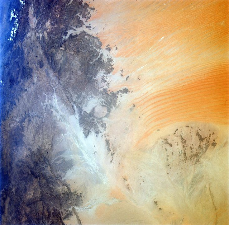 December 13, 1965 – Truly spectacular images of our planet captured by the astronauts of Gemini 7 as they zoomed around the Earth. In this era when we receive a daily dose of awesomeness from hi-res cameras on the ISS and various satellites, it's easy to take beautiful Earth images for granted. I will never cease to be amazed by the stunning photography produced during the Project Gemini missions. (NASA/Arizona State University)