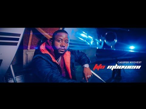 Cassper Nyovest Tito Mboweni   Music Video - Red Live