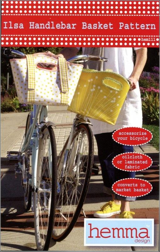 Bike basket pattern