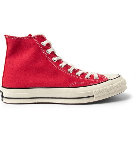 Converse First String Chuck Taylor Canvas High Top Sneakers