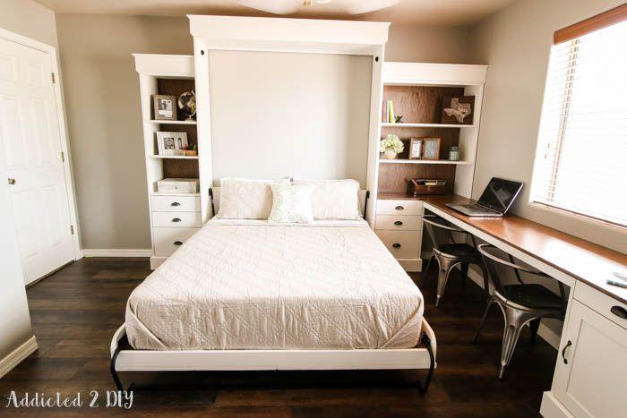 DIY Murphy Bed