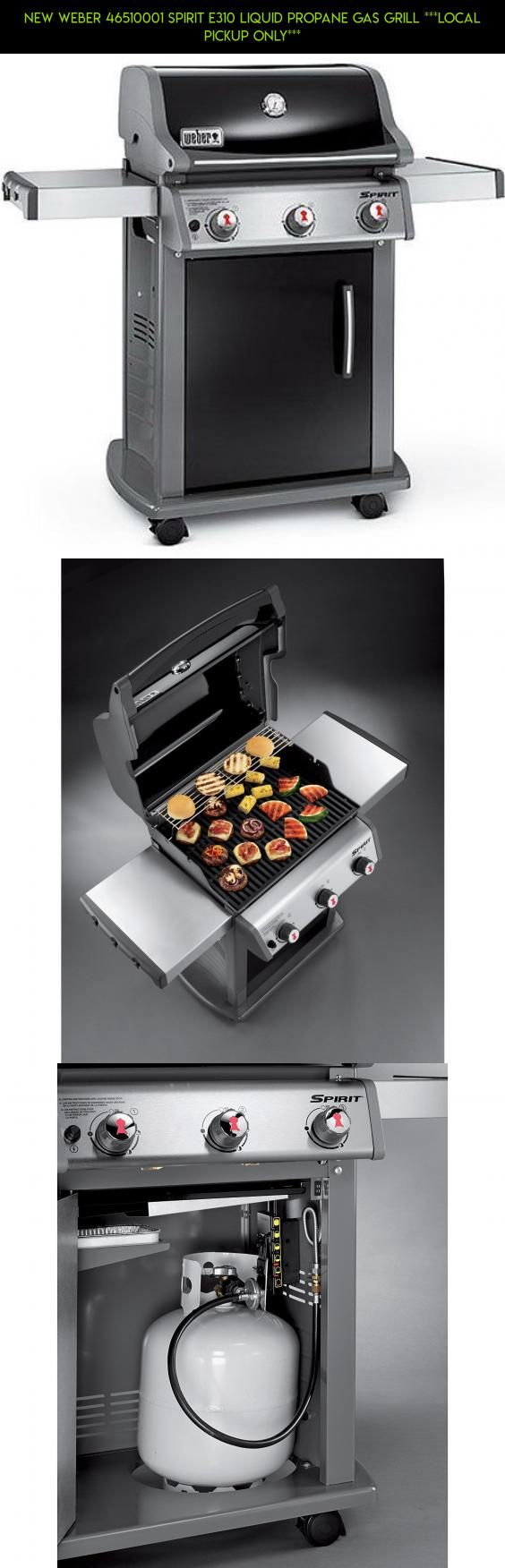 New Weber 46510001 Spirit E310 Liquid Propane Gas Grill ***LOCAL PICKUP ONLY*** #products #shopping #kit #gadgets #parts #racing #technology #plans #grills #tech #camera #fpv #drone #weber #gas