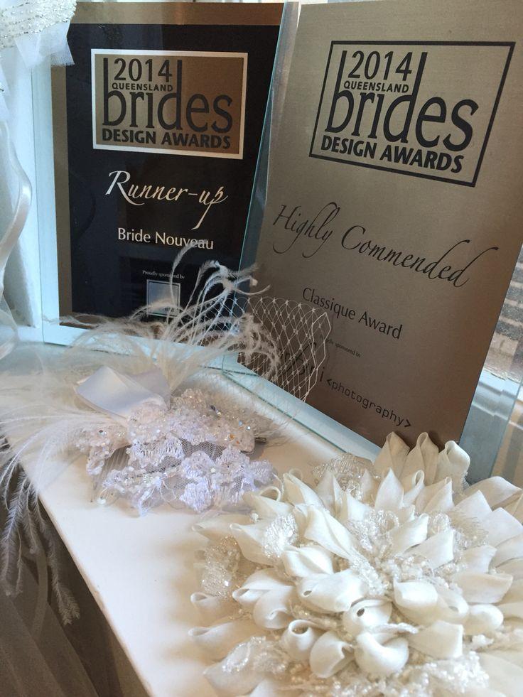 Queensland Brides Design Awards #yay #exciting #award #wedding #weddinggown #weddingfashion #Australia #australianwedding #AustralianDesigner #couture #bespoke #custom #handmade #beautiful #love